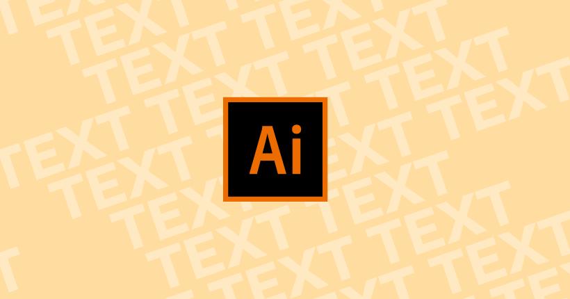 Illustratorで横書きの文字を縦書きに変更する方法
