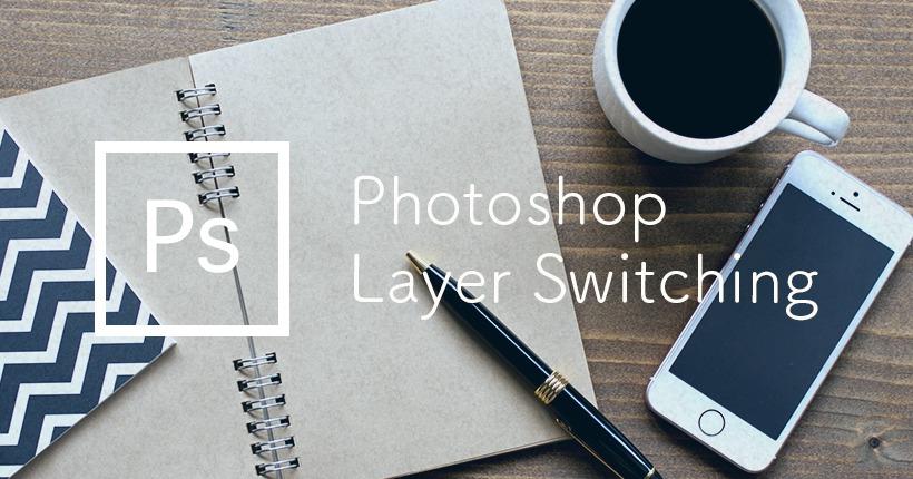 Photoshopでレイヤーの表示・非表示を一括で切り替える方法